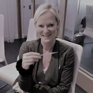 Hermione Norris creates her own Bespoke Fragrance