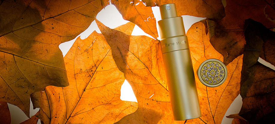 Autumn Amber Fragrance