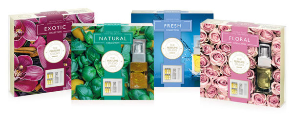 Design Your Owen Fragrance Collections