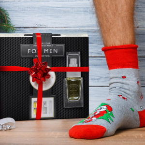Pssst, the Perfect Scent for Him this Christmas!