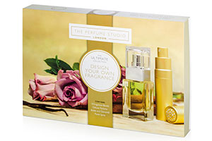 The Ultimate Design Your Own Fragrance collection