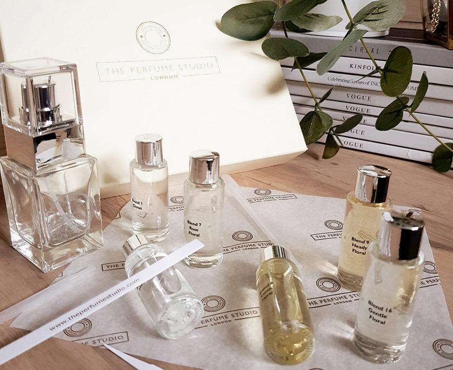 Perfume Design at Home - Gift Sets