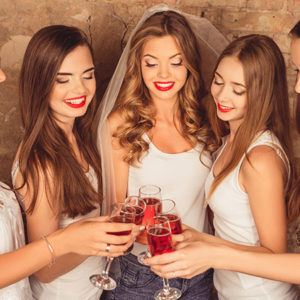 5 Things every bride needs at her hen party