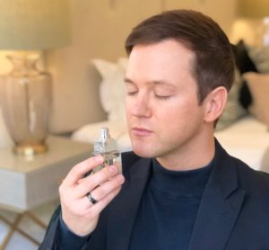Designing a Bespoke Scent for Men