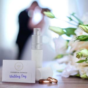 Design a signature bridal fragrance at a hen party