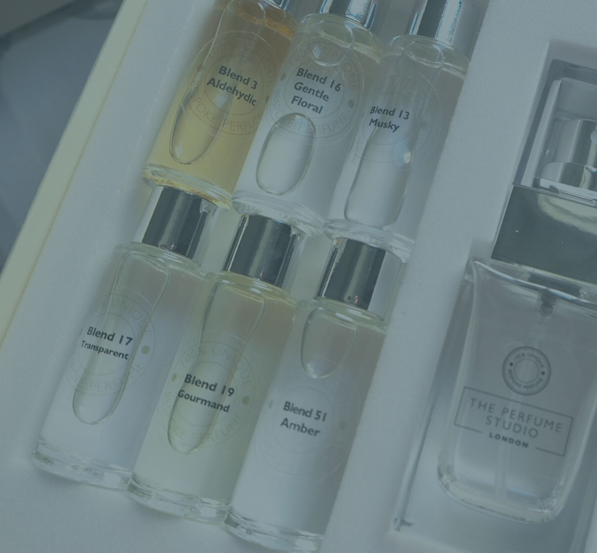 Bespoke your perfume collection