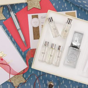 Santa's scentsational stocking fillers